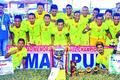 7th NEC Dr T Ao football tournament Manipur lift title for fifth time