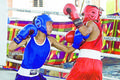 Day 4 of State level boxing championship Bishnupur Boxing Association lead medal tally