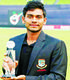 Miraz glory for Bangladesh