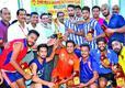 SMVDSB Sports Meet;Garhi Volleyball Club wins Tournament