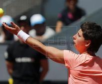 Carla Suarez beats fever, Lisicki to pass to quarterfinals