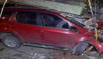 Mumbai: Two injured after BJP MLA's car rams into police outpost