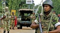 UN calls for reducing army's role in Sri Lanka