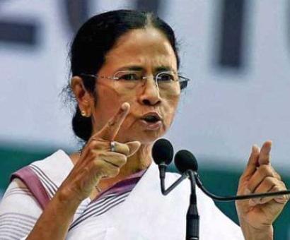 Mamata 'shocked' at Centre's RTI reply on Netaji