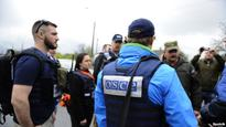 OSCE: Monitors in Eastern Ukraine Threatened At Gunpoint By Separatists