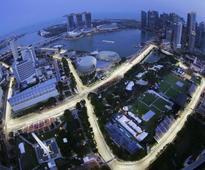 Singapore Grand Prix: Tata Communications trial world's first live 360