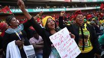 This is our heroine: South Africa bids farewell to anti-apartheid icon Winnie Mandela
