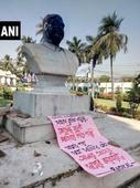 Not only India but Lenin statue was taken down across the world