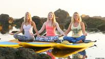10 SUP Yoga Poses for Beginners