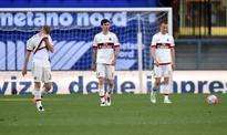 AC Milan slump to another defeat as season ebbs away
