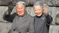 Japan's Emperor Akihito, 82, considering retiring: report