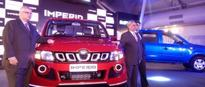 Mahindra Imperio pick-up truck launched at Rs 6.25 lakh, available in BSIII and BSIV variants