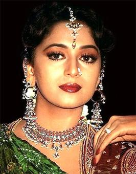 Quiz: What is Madhuri Dixit's profession in Anjaam?