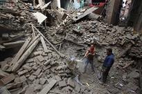 One girl killed in fresh tremors in Rajasthan