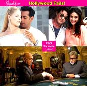 Sylvester Stallone, Ben Kingsley, Kylie Minogue  7 times when Bollywood had no FREAKING clue as to what to do with these Hollywood stars!