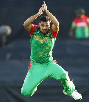 Mashrafe Mortaza: Pakistan's envy and Bangladesh's pride