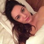 Picture perfect... Kelly Brook admits using Photoshop to enhance her appearance