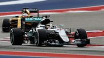Lewis Hamilton wins US Grand Prix to stay in F1 title chase