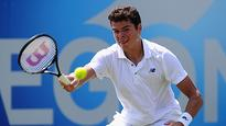 Milos Raonic defeated in straight sets at Wimbledon tune-up