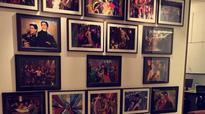 Get a sneak peek into Karan Johar's new Dharma Productions office
