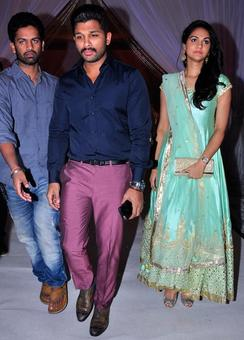 PIX: Venkatesh, Mahesh Babu at Nag Ashwin-Priyanka's wedding reception