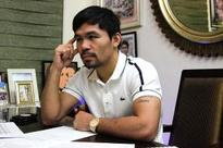 Pacquiao denies talks about a November fight