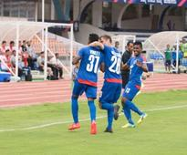 CK Vineeth strike helps Bengaluru FC edge Tampines Rovers in first leg of AFC Cup quarter-final
