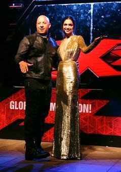 PIX: Vin Diesel, Deepika at xXx's Mumbai premiere