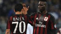 Brocchi's AC Milan debut off to a flyer with Bacca winner vs. Sampdoria