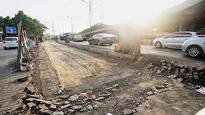 BMC engineer held in road scam