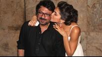 What made Sanjay Leela Bhansali emotional on the sets of 'Padmavati'?