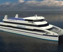 Rolls-Royce to power new Seastreak ferry in NYC