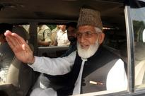 Kahsmiri Separatists Refuse to Meet MPs From Delegation