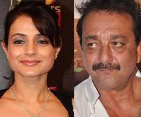 Ameesha Patel: I wish things change for Sanjay Dutt