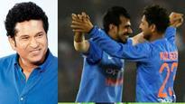 Sachin Tendulkar: 'Cricket world yet to figure out Kuldeep Yadav and Yuzvendra Chahal'