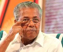 Kerala police must act as per govt stance: Pinarayi