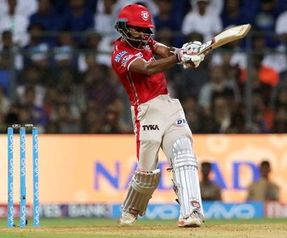Saha hits 6 sixes in an over enroute to 20-ball century in club game!