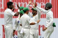 Pakistan strike but Sri Lanka stretch lead to 118