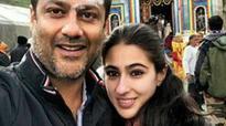 Sara Ali Khan visits Kedarnath for KEDARNATH!