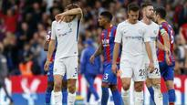 Premier League: Chelsea stunned by Crystal Palace; Manchester City in seventh heaven