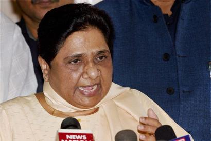 'Not allowed to speak', Maya quits RS