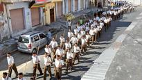 RSS swayamsevaks to create world record on Feb 25