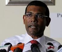 Maldives court issues arrest warrant for ex-president Nasheed