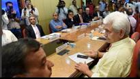 Telecom Minister Sinha meets industry captains; assures 'corrective steps'