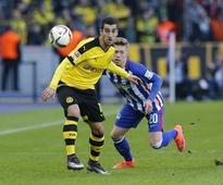 Dortmund stumble to goalless draw at Hertha