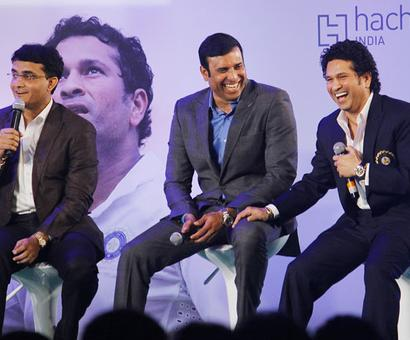Final decision on new coach to be taken by Sachin, Sourav, VVS