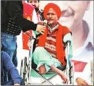 AAP chief apologized for goof-up: Bant Singh