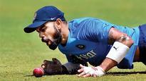 #INDvAUS: Back to grind after trekking break for Team India