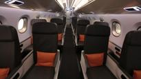 Plane evacuated after cabin fills with smoke