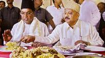 Karnataka: Miffed V Srinivasprasad meets SM Krishna